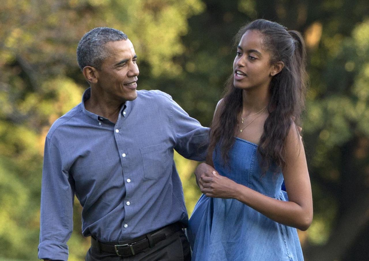 Malia Obama to attend Harvard in 2017 after a 'gap year'