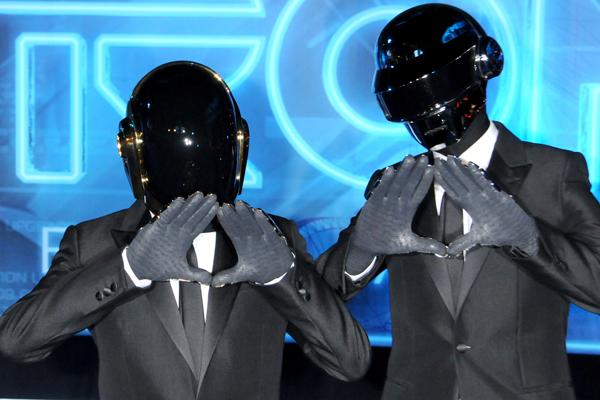 Daft Punk Coachella Rumor Resurfaces