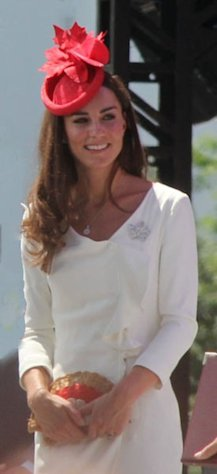 Kate Middleton has a surprise lookalike!