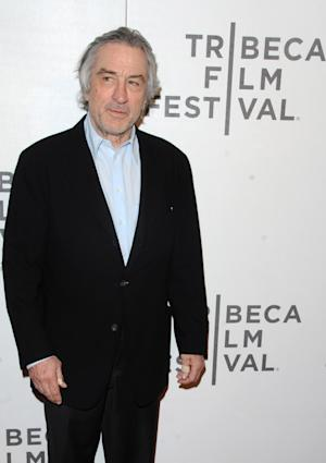 "Actor Robert De Niro attends the premiere of ""The Bang Bang Club"" during the 2011 Tribeca Film Festival on Thursday, April 21, 2011, in New York. (AP Photo/Peter Kramer)"