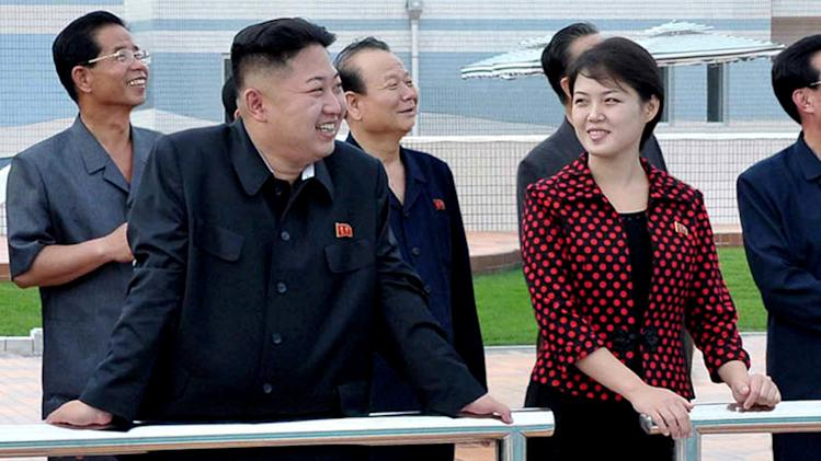 N Korea first lady