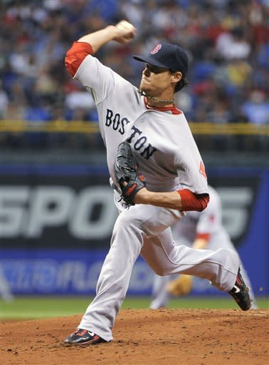Price beats Red Sox for AL-leading 12th win