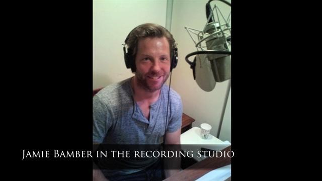 Jamie Bamber on narrating THE LAST STAND OF THE NEW YORK INSTITUTE