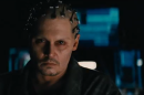 In the first full 'Transcendence' trailer, Johnny Depp is a sentient machine