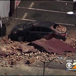 Cleanup Underway Following Earthquake In Northern California
