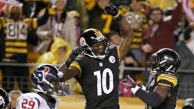 Steelers rally past stunned Texans 30-23