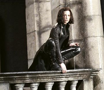 Kate Beckinsale in Columbia's Underworld