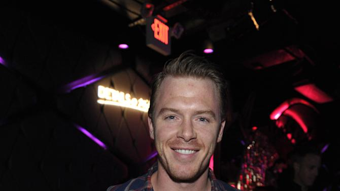 Diego Klattenhoff at DETAILS @ Midnight LA with Azealia Banks on Wednesday, Nov. 14, 2012 in Los Angeles. (Photo by John Shearer/Invision for DETAILS Magazine/AP Images)