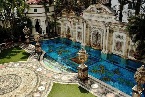 Gianni Versace&amp;#39;s mansion