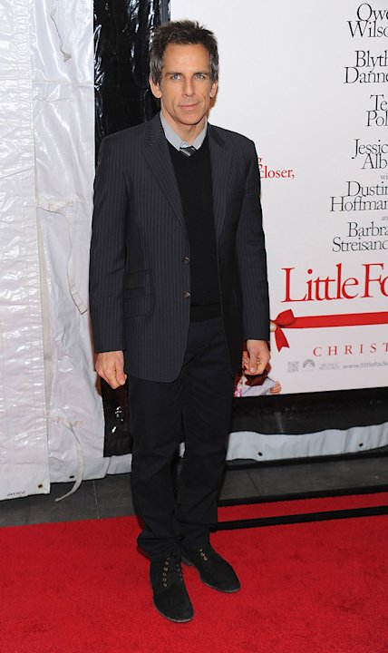 Little Fockers 2010 NY Premiere Ben Stiller