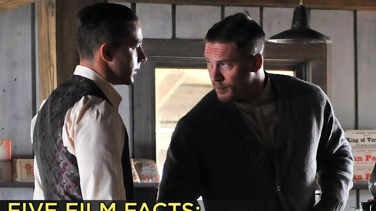 Five Film Facts Lawless