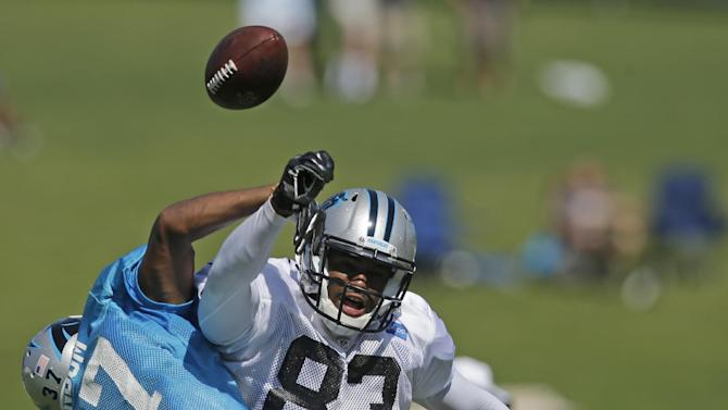 Rivera: Panthers give undrafted players equal shot