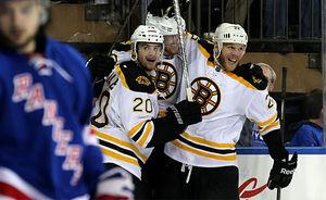 NHL Playoff Game Day 22: Bruins-Rangers; Kings-Sharks