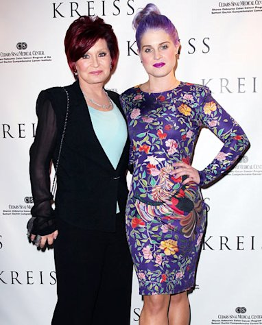 "Kelly Osbourne's Seizure: She's ""Surrounded By the Best Doctors And Love,"" Mom Sharon Says"