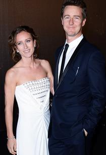 Shauna Robertson, Edward Norton | Photo Credits: Venturelli/WireImage