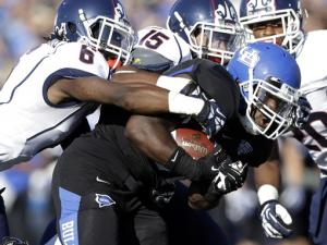 Buffalo pounds UConn 41-12