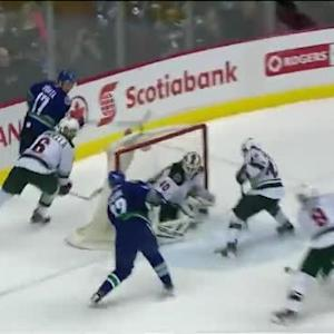 Wild at Canucks / Game Highlights