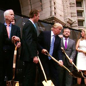 Trump: DC Hotel Will Be Among World's Best