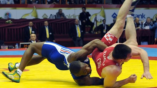 Wrestling Noumovni London 2012