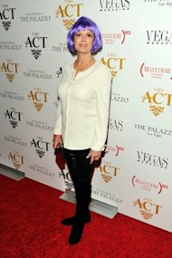 Susan Sarandon attends the Grand Opening of The ACT in Las Vegas hosted by (BELVEDERE)RED