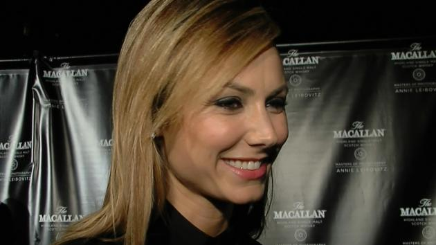 Stacy Keibler at The Macallan Masters of Photography collection, featuring photographs shot by Annie Leibovitz, New York City, Oct. 10, 2012 -- Access Hollywood