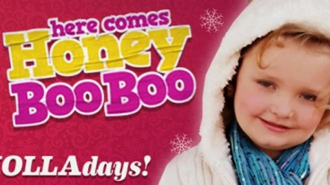 For those who enjoy delayed reactions, TLC's Here Comes Honey Boo Boo Christmas Special is set to air in January.