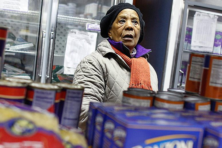 Americans on Food Stamps Are Looking at a Second Year of Meager Holiday Meals