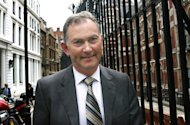Premier League's Chief Executive Richard Scudamore in London on July 13, 2007. The Premier League announced Thursday that clubs in English football's top flight faced a points deduction if they breached new spending controls due to take effect from next season