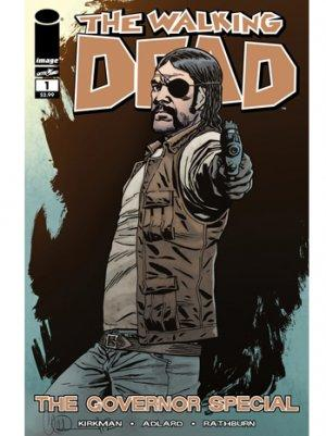 'Walking Dead' Governor Special Sets New Release Date, Variant Covers