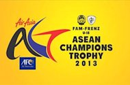 NFA U15s fall to second defeat in FAM-Frenz ASEAN Champions Trophy