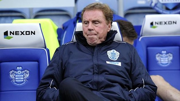 Harry Redknapp, QPR (PA Photos)