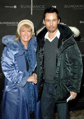 Diane Ladd and Jeffrey Donovan Come Early Morning Premiere - 1/20/2006 2006 Sundance Film Festival