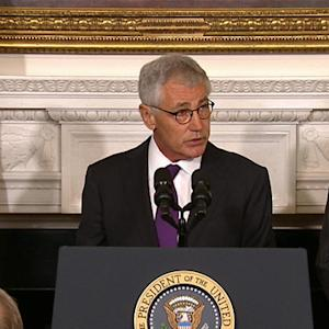 Officials: Obama lost confidence in Defense Secretary Hagel