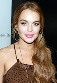 Lindsay Lohan | Photo Credits: Dimitrios Kambouris/WireImage