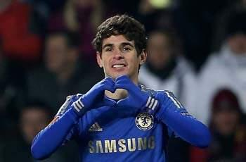 Chelsea's Oscar ready for 'important week'