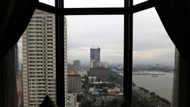Economic boom spreads wealth wider in Philippines