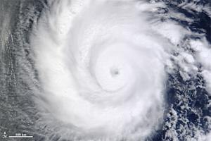 GPS Could Track Hurricanes' Winds?