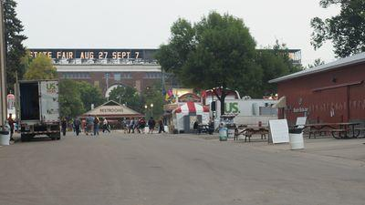 An Early Morning Adventure at the Minnesota State Fair