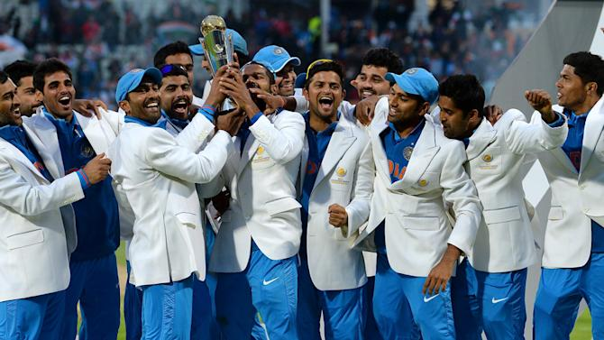 Champions Trophy:  India vs England