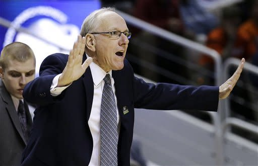 Syracuse blows past Montana 81-34 in NCAA opener