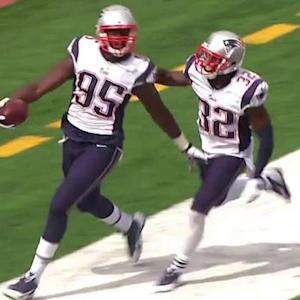Wk 2 Can't-Miss Play: Chandler Jones does it all