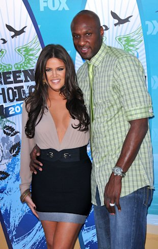 Khloe Kardashian, Lamar Odom Celebrate Their Three-Year Wedding Anniversary