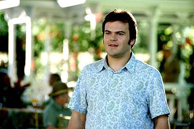 Jack Black as Hal in 20th Century Fox's Shallow Hal