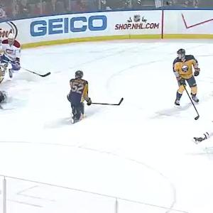 Gallagher puts home power play goal