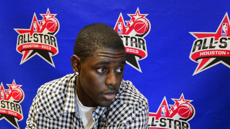 NBA: All Star Game-East All Stars Press Conference