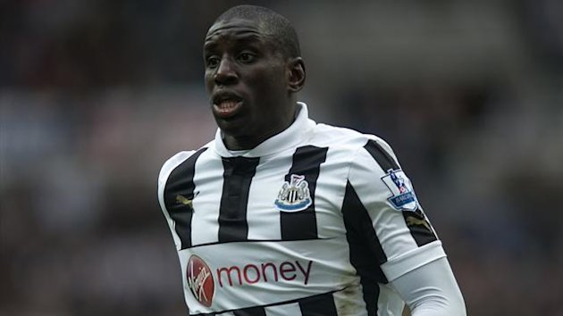 Demba Ba, Newcastle United