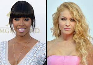 X Factor Makes It Official: Kelly Rowland, Paulina Rubio to Judge Season 3 With Simon and Demi