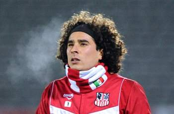 Guillermo Ochoa off to Italy?