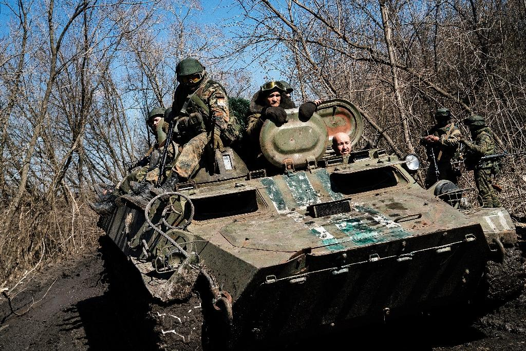 Kiev lists Russian military units allegedly in Ukraine