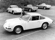 Paris show marks 50 years of Porsche 911